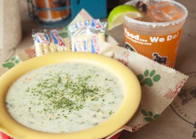 Homemade Clam Chowder